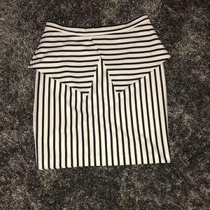 Sunday sale!! Super cute high waisted skirt